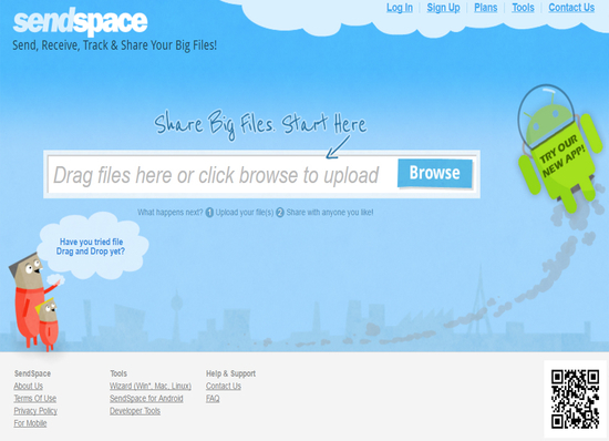 Best Free Programs & Online Services For Sending And Sharing Large Files 7