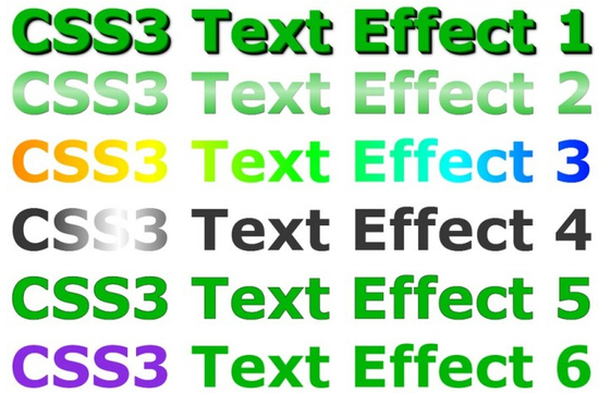 10 Pure CSS3 Tutorials And Examples 7