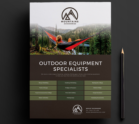 10 Professional Free Corporate Flyer Templates 2