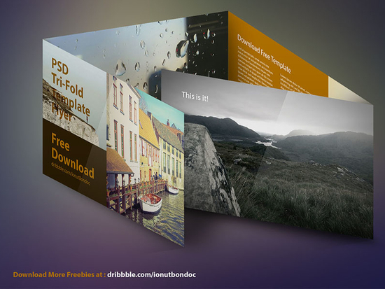 10 Professional Free Corporate Flyer Templates 39
