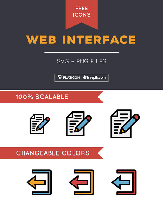 10 Fresh Icon Designs For Free Download 3