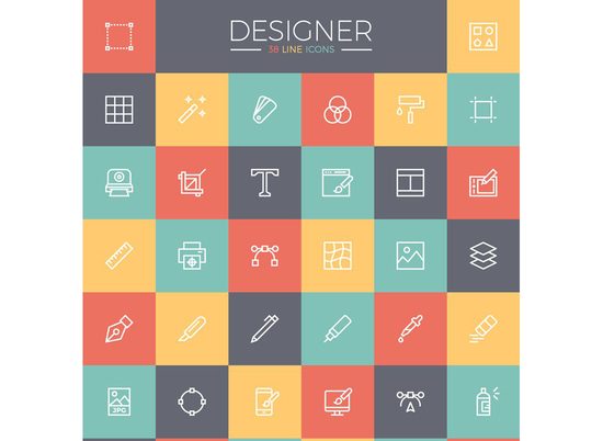 10 Fresh Icon Designs For Free Download 6