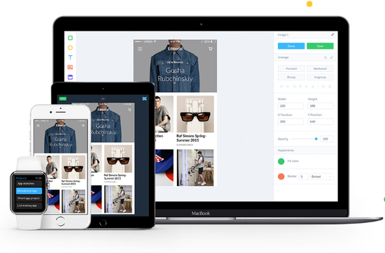 8 Excellent Wire-framing Tools For Mobile App Development 5