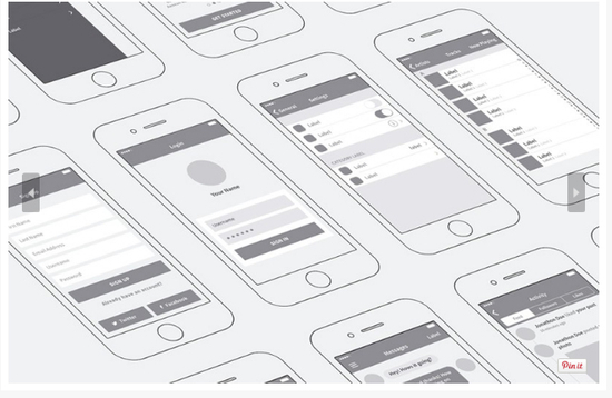 8 Excellent Wire-framing Tools For Mobile App Development 6
