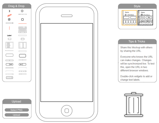 8 Excellent Wire-framing Tools For Mobile App Development 8