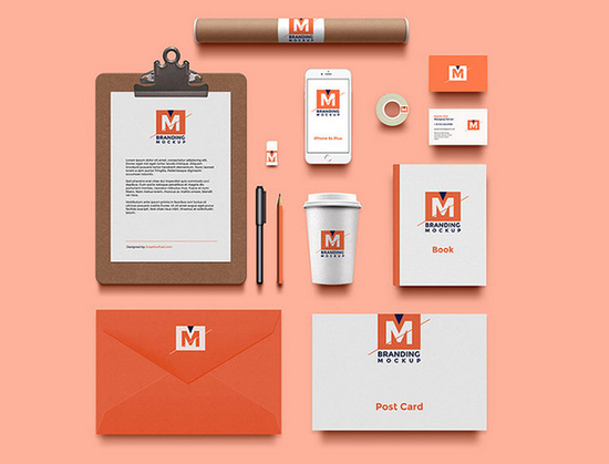 12 Free Business Cards, Resumes, Corporate Identity Packages 44
