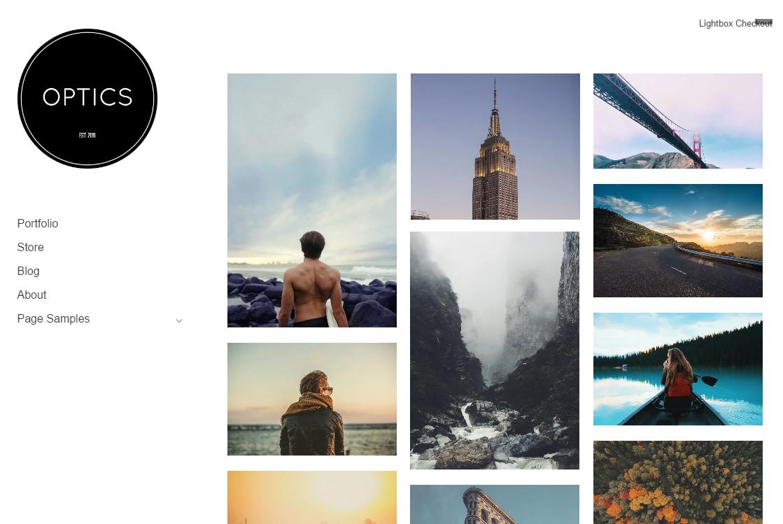 9 Free WordPress Artistic Themes 2