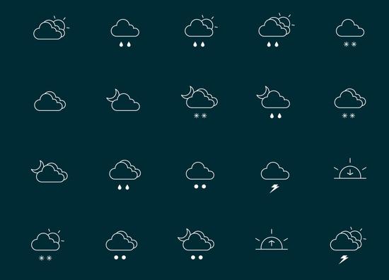11 Free High-Quality Line Icon Sets 6