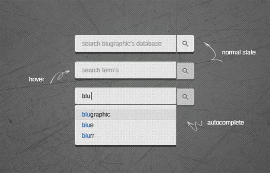 10 Search Box PSD Designs For Free Download 6