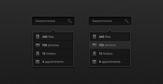 10 Search Box PSD Designs For Free Download 8