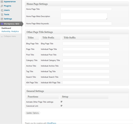 9 Free SEO WordPress Plugins For Bloggers 7