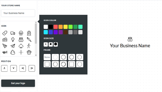 6 Free Yet Worth Using Online Tools to Design Logos, Vectors, Patterns & Icons 1