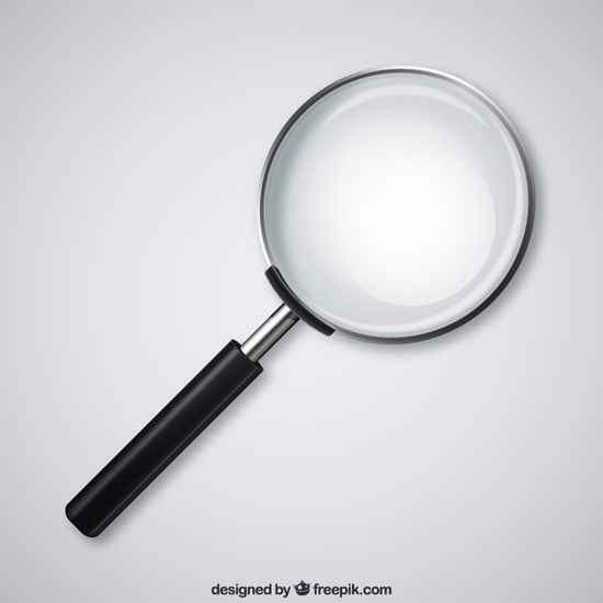 10 Free Magnifying Glass Search Icons Sets (PSD + Vector) 2