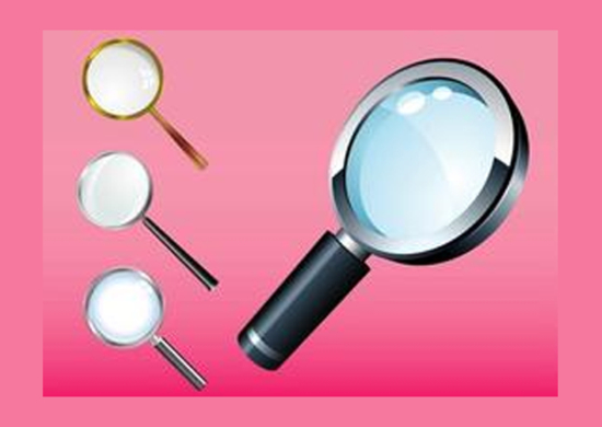 10 Free Magnifying Glass Search Icons Sets (PSD + Vector) 4