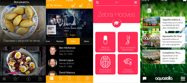 Four Robust Mobile Application Builders To Build Amazing Apps 4