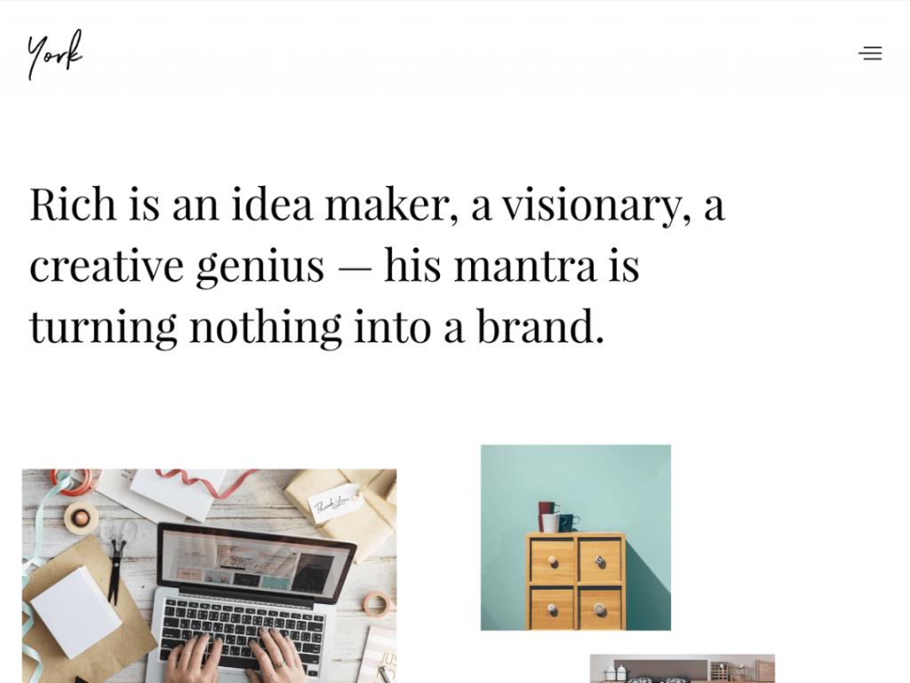 11 Super Simple Wordpress Themes 9