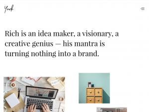 11 Super Simple WordPress Themes