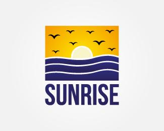 Sun Rising Logo Designs That Make You Say Wow 10