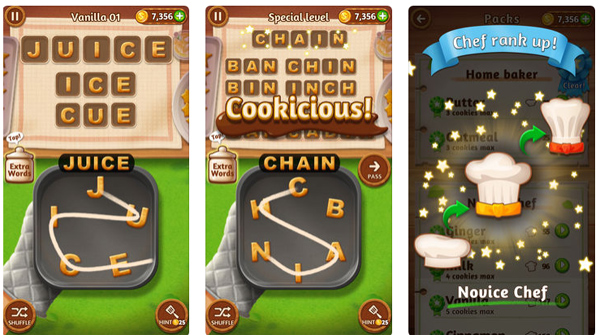 11 'Learning With Fun' Words Puzzle Games, If You Have iOS Device 8
