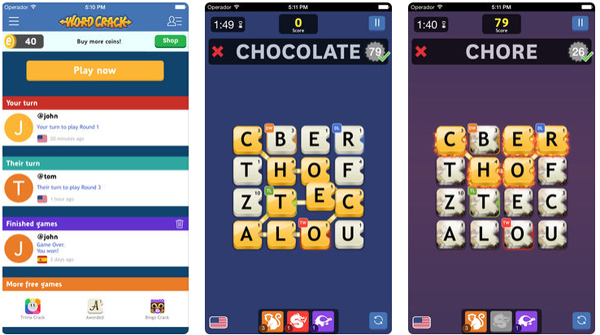 11 'Learning With Fun' Words Puzzle Games, If You Have iOS Device 6