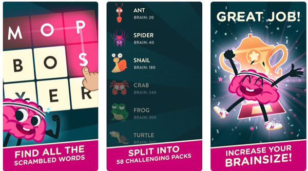 11 'Learning With Fun' Words Puzzle Games, If You Have iOS Device 9
