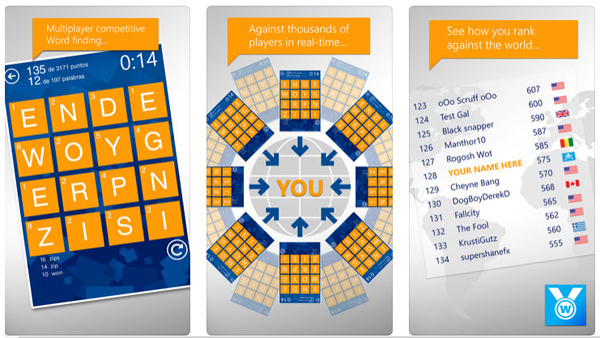 11 'Learning With Fun' Words Puzzle Games, If You Have iOS Device 3
