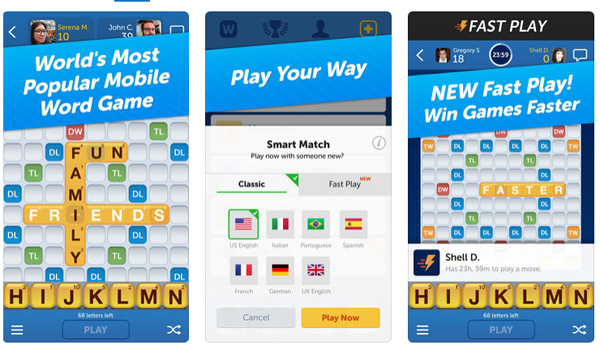 11 'Learning With Fun' Words Puzzle Games, If You Have iOS Device 2