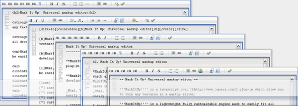 12 Diversified Yet Free To Use WYSIWYG Text Editors 8