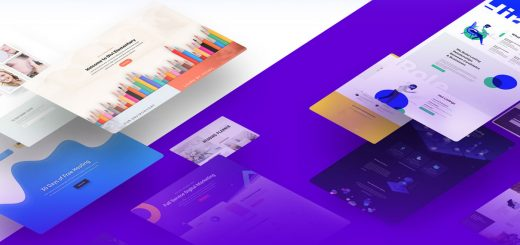 divi free wordpress theme layout packs