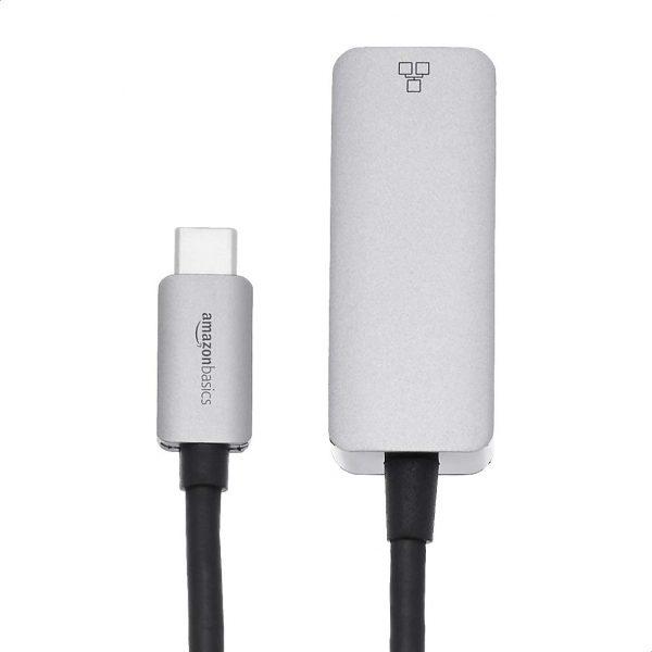 USB 3.1 Type-C to RJ45 Gigabit Ethernet Adapter 2