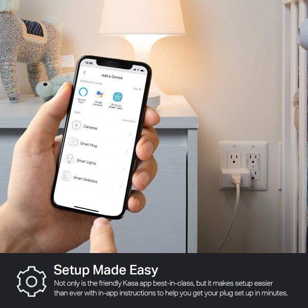 Smart Home Wi-Fi Kasa Plug