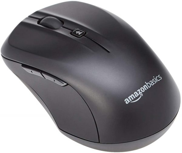Wireless Computer Mouse and Keyboard Combo 5