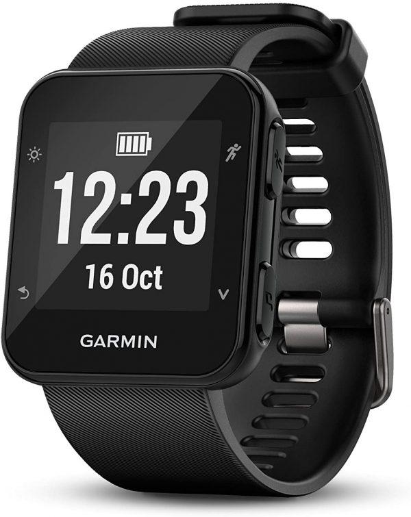 Garmin Forerunner Easy-to-Use GPS Running Watch