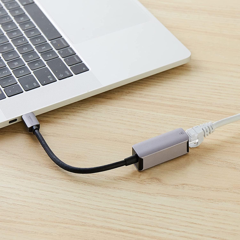 USB 3.1 Type-C to RJ45 Gigabit Ethernet Adapter 6