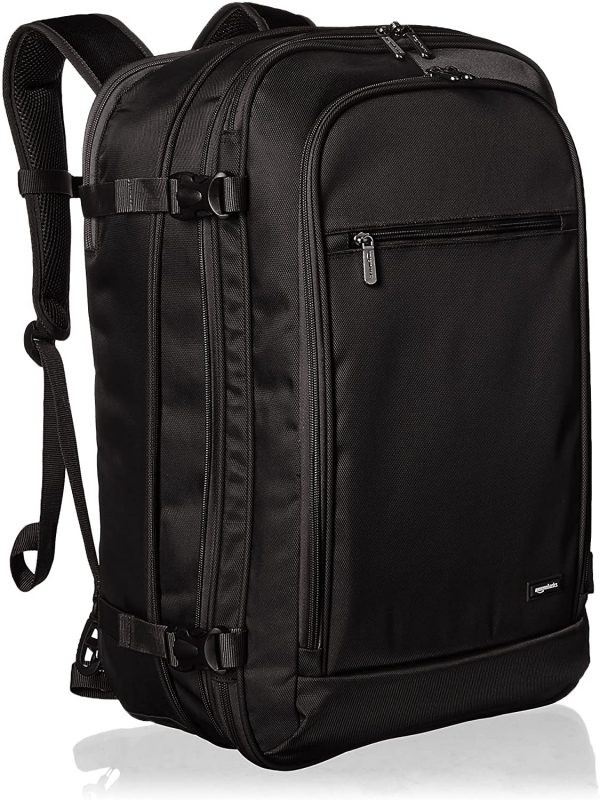 Carry-On Travel Backpack Flexible and Lightweight 1