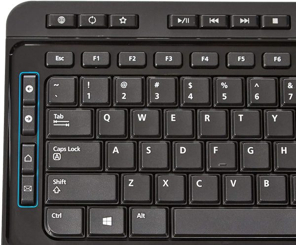 Wireless Computer Mouse and Keyboard Combo 3