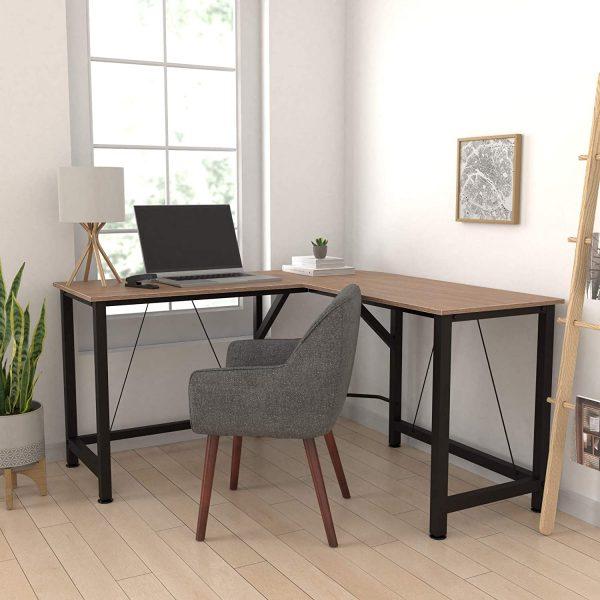 L-Shape Office Corner Desk for Workplace 4