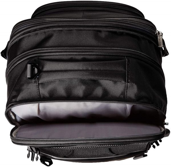 Carry-On Travel Backpack Flexible and Lightweight 4