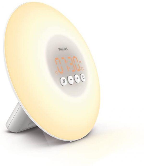 Philips Wake-Up Light Therapy Alarm Clock with Sunrise Simulation 5