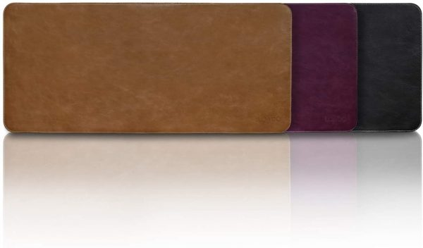 Londo Leather Extended Mouse Pad - 74 x 33.5 cm / 28.74 x 13.1 3