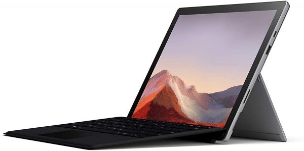 "Microsoft Surface Pro 7 - 12.3"" Touch-Screen, 10th Gen Intel Core i5 1"