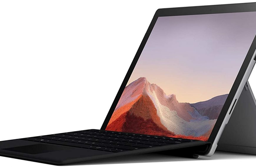 Microsoft Surface Pro 7 – 12.3″ Touch-Screen, 10th Gen Intel Core i5