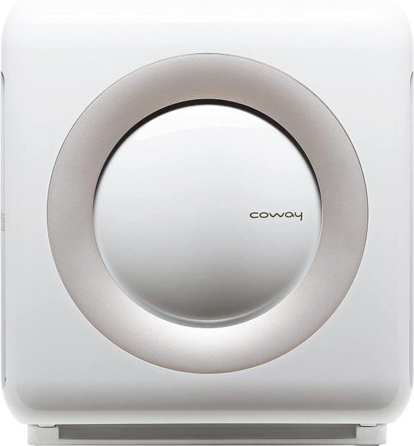 Coway HEPA Air Purifier, 16.8 x 18.3 x 9.6 - AP-1512HH White 1