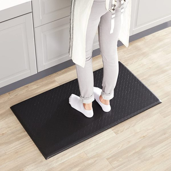Anti-Fatigue Standing Comfort Mat for Home - 20 x 36 Inch 4