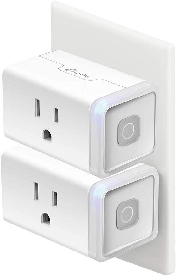 Kasa Smart Plug HS103P2, Smart Home Wi-Fi Outlet 1