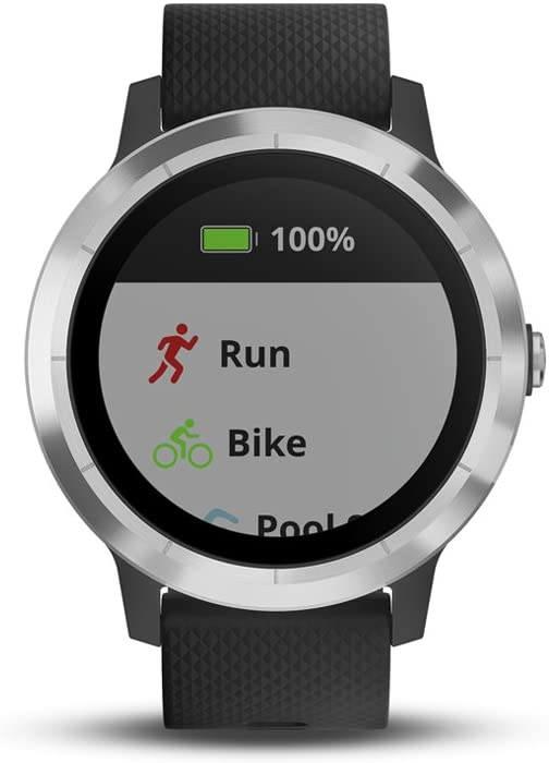 Garmin Vivoactive 3 GPS Smartwatch 3