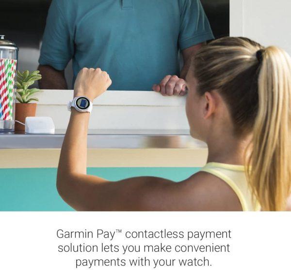 Garmin Vivoactive 3 GPS Smartwatch 4