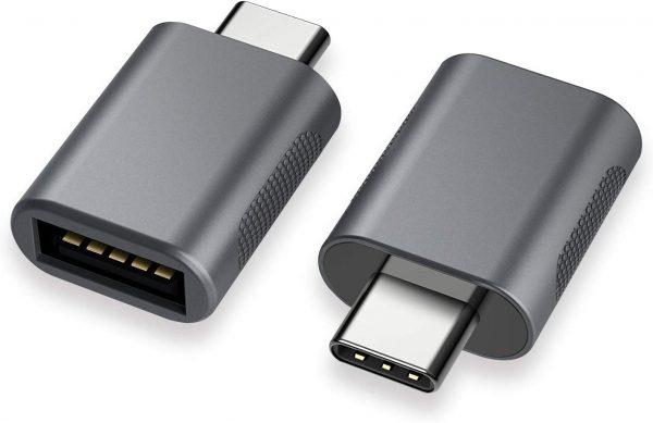 nonda USB C to USB Adapter (2 Pack) 1