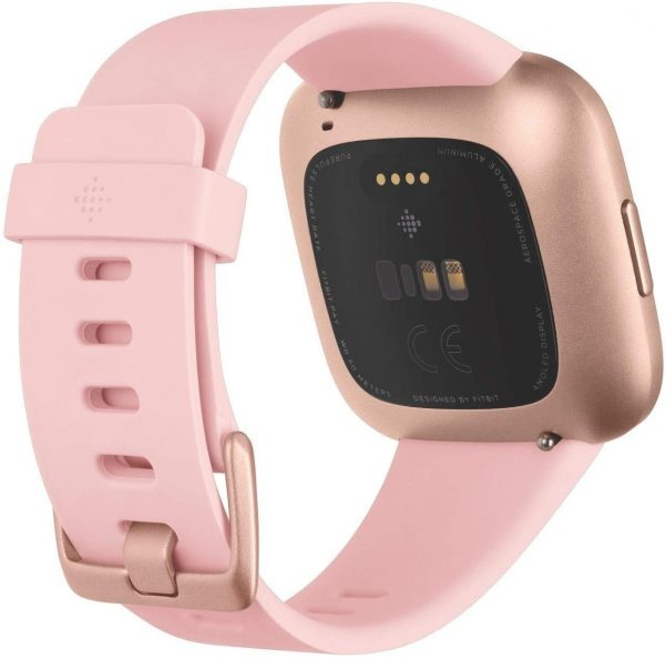 Fitbit Versa 2 Smartwatch for Health and Fitness, Heart Rate 4