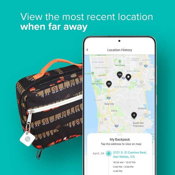 Tile Mate Bluetooth Tracker, Keys Finder and Item Locator 4